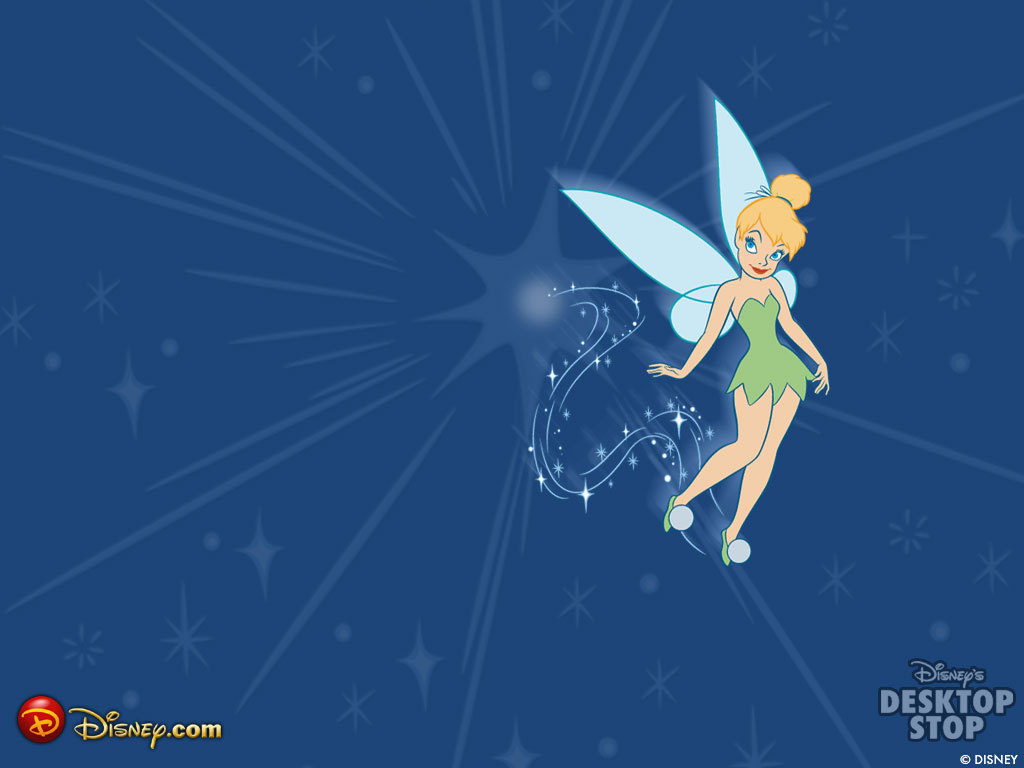 wallpaper tinkerbell.