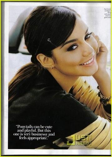 Vanessa Instyle Magazine