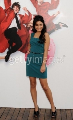 Vanessa at Premiere