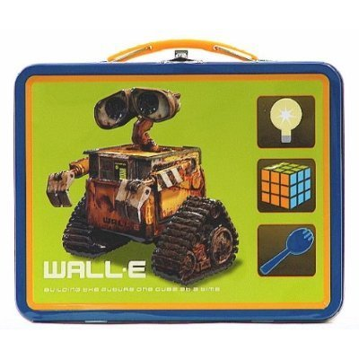 Wall E Robot Lunch Box