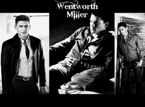 Wentworth Miller fondo de pantalla