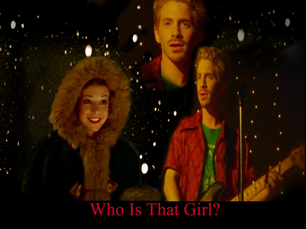 Who is that girl?