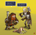 World of Warcraft - world-of-warcraft fan art