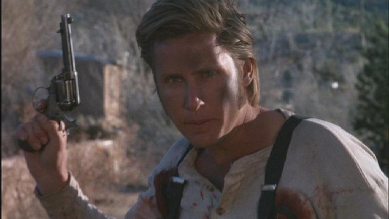 Billy The Kid Young Guns Movie