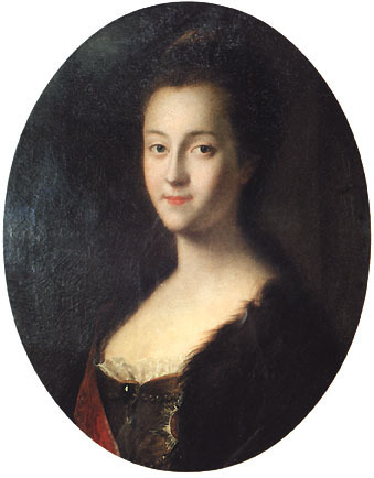 Young Catherine II of Russia, Catherine the Great