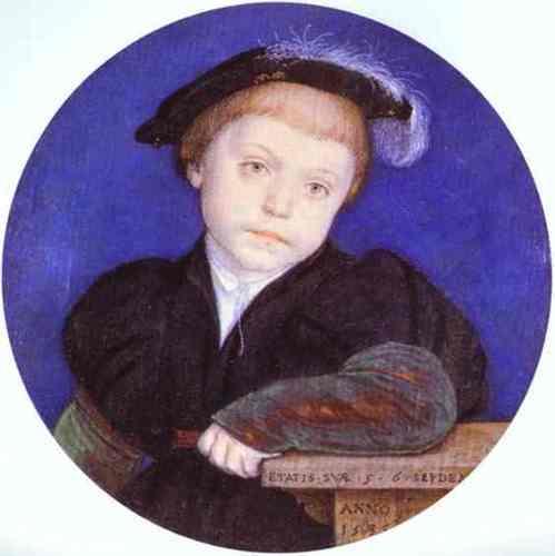 Young Charles Brandon