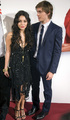 Zanessa at Spain Premiere