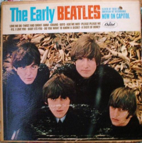 a beatles album