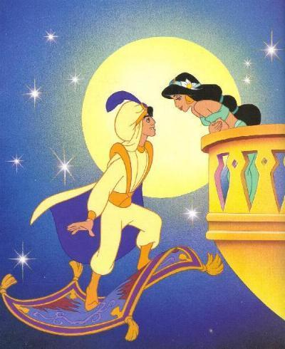 Aladdin Cartoon image