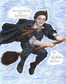 harry - harry-potters-women fan art
