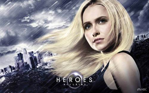 televisi wallpaper containing a portrait and attractiveness entitled heroes