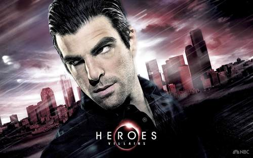 televisi wallpaper probably containing a portrait called heroes