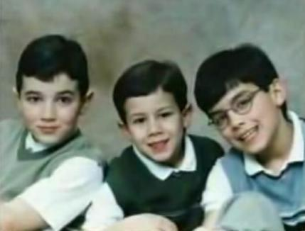 little baby jonas brothers