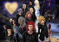 organization 13 - kingdom-hearts photo