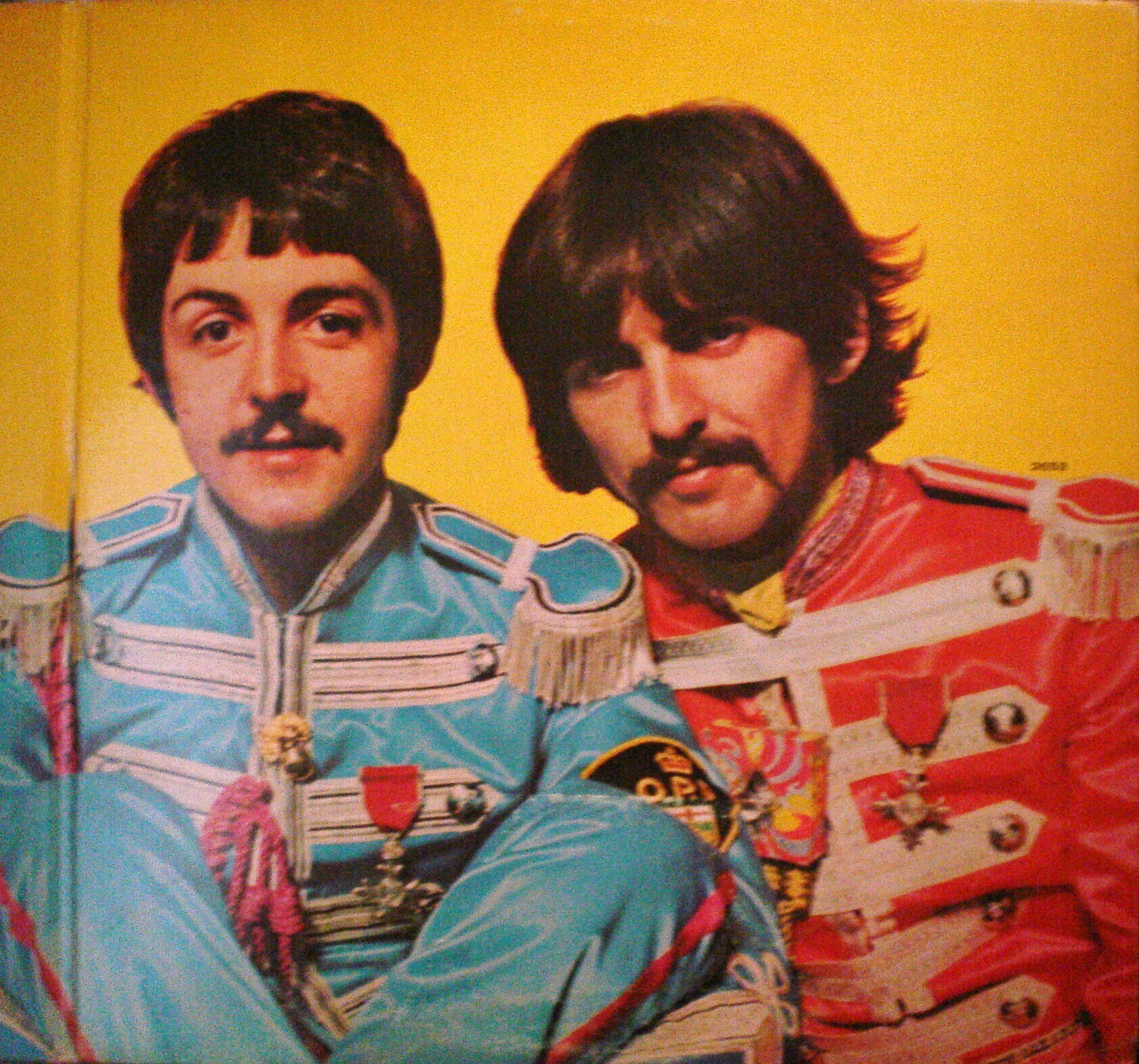 Les Beatles Images Sgt Peppers Lonely Hearts Club Band Hd Fond D