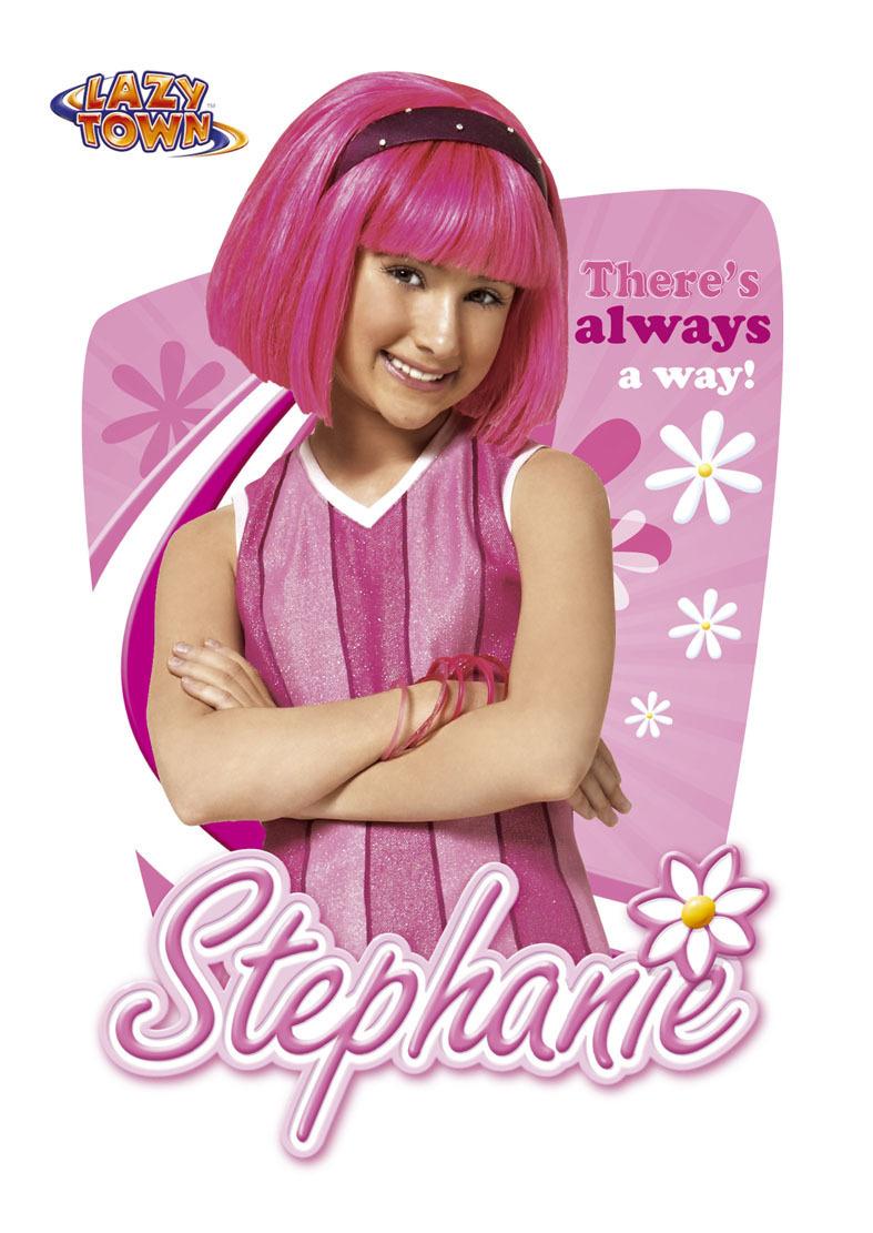 LT: Lista de Miembros Stephanie-poster-lazy-town-2468568-787-1111