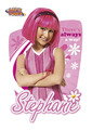 stephanie poster - lazy-town photo