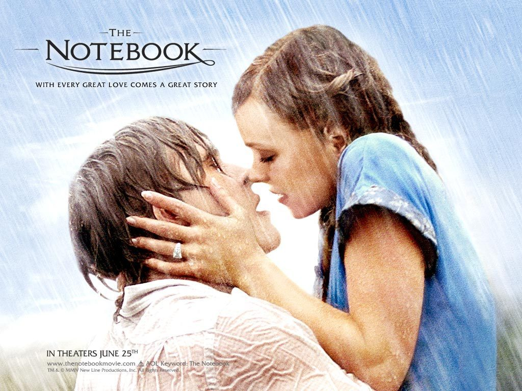 romantic movies images the notebook hd wallpaper and background