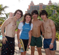 topless jonas brothers