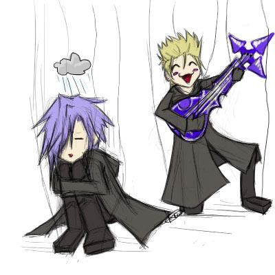 zexion and demyx