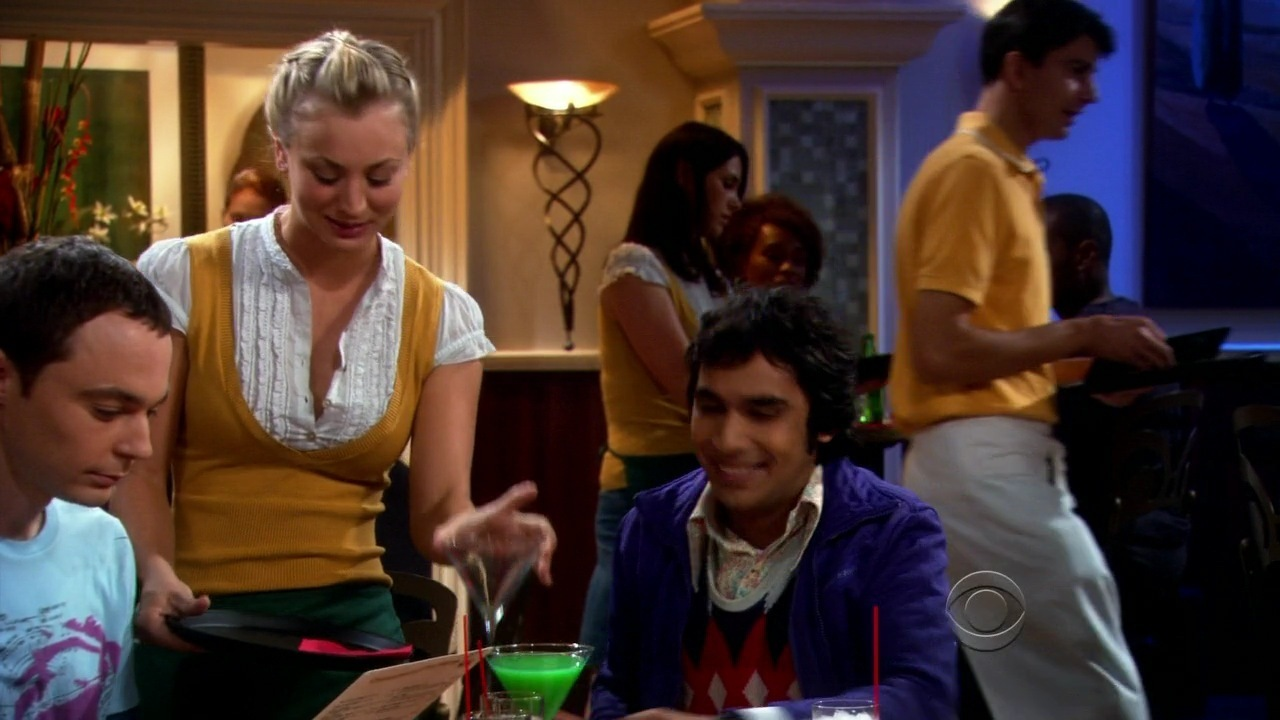 The Big Bang Theory 'The Griffin Equivalency' 2x04