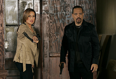 10x02 : Detectives Benson & Tutuola