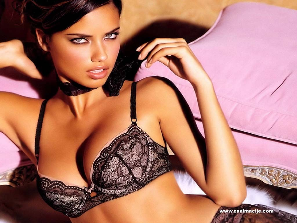 free clips of adriana lima sex tape