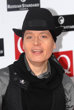 Adam at 2008 Q awards