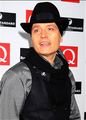 Adam at 2008 Q awards - adam-ant photo