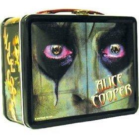 Alice Cooper Lunch Box