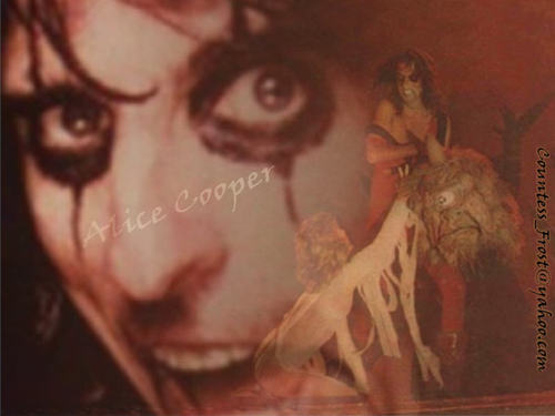 Alice Cooper wallpaper possibly with anime entitled Alice Cooper (3)
