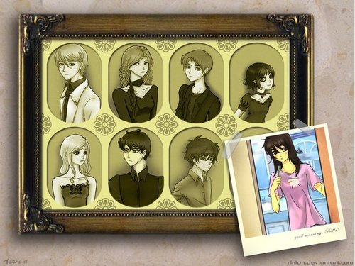Alice edward, jasper, carlise, ect.