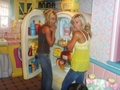 Aly & AJ in Aruba