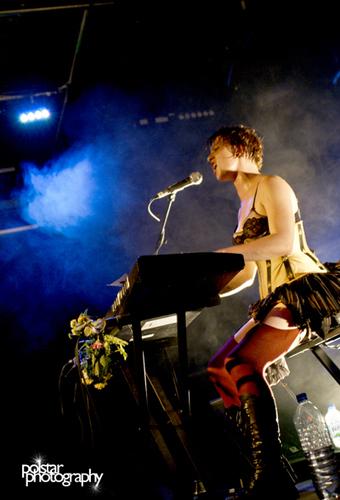 Amanda Palmer live at the ICA, London, Sept 2008
