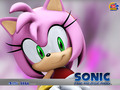Amy - sonic-characters wallpaper