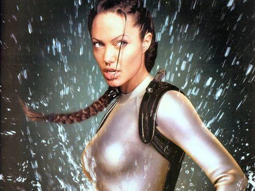 Angelina Jolie starring.