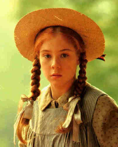 Anne of Green Gables پیپر وال with a boater and a fedora entitled Anne
