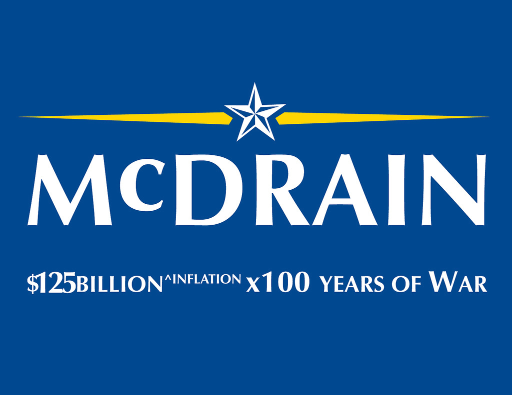 Anti-McCain Posters