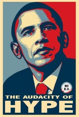 "Anti-Obama: ""The Audacity of Hype"""