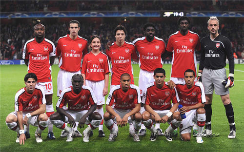 Arsenal vs. Porto, 30th September,2008