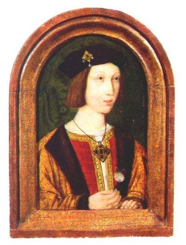 Arthur, Henry VIII's Older Brother