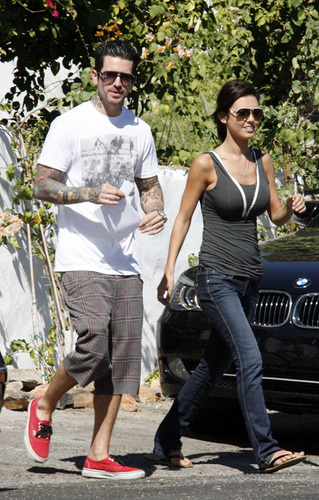 Audrina out with Josh