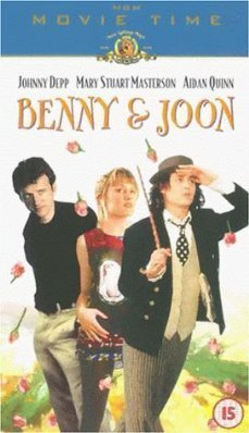Benny and Joon wallpaper containing anime called B & J Posters