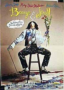 Benny and Joon wallpaper possibly with anime titled B & J Posters