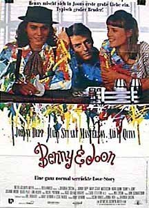 Benny and Joon wallpaper possibly containing anime called B & J Posters