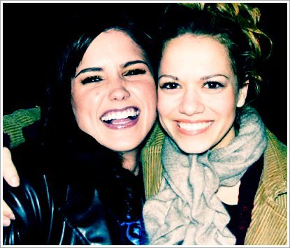 Brooke and Haley wallpaper called BH <3