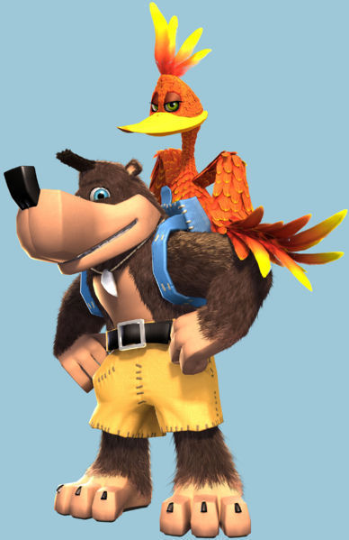 Banjo-Kazooie images Banjo and Kazooie wallpaper and ...