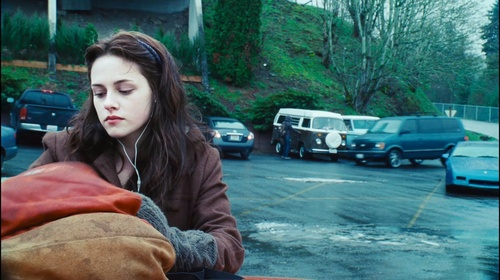 Bella Swan wallpaper probably with a street titled Bella Twilight trailer 3 HQ
