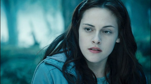 Bella Swan wallpaper with a portrait called Bella Twilight trailer 3 HQ