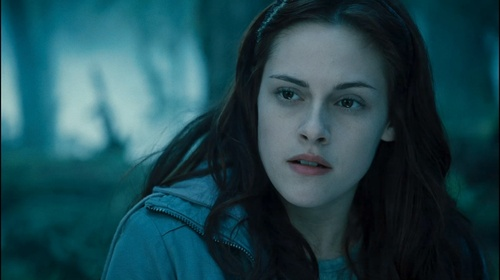 Bella Swan wallpaper containing a portrait entitled Bella Twilight trailer 3 HQ